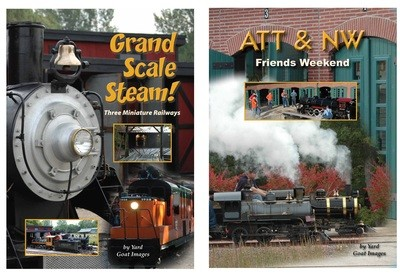 Grand Scale Steam/ATT & NW Friends Weekend Combo