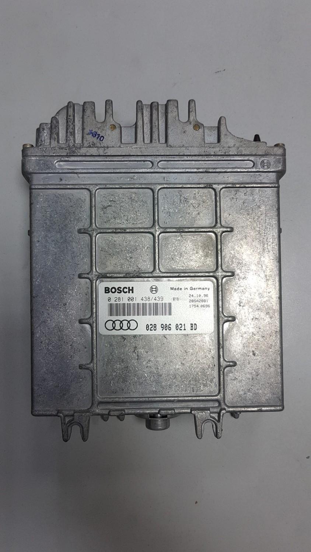 Centralina Motor Audi A4 028 906 021 BD