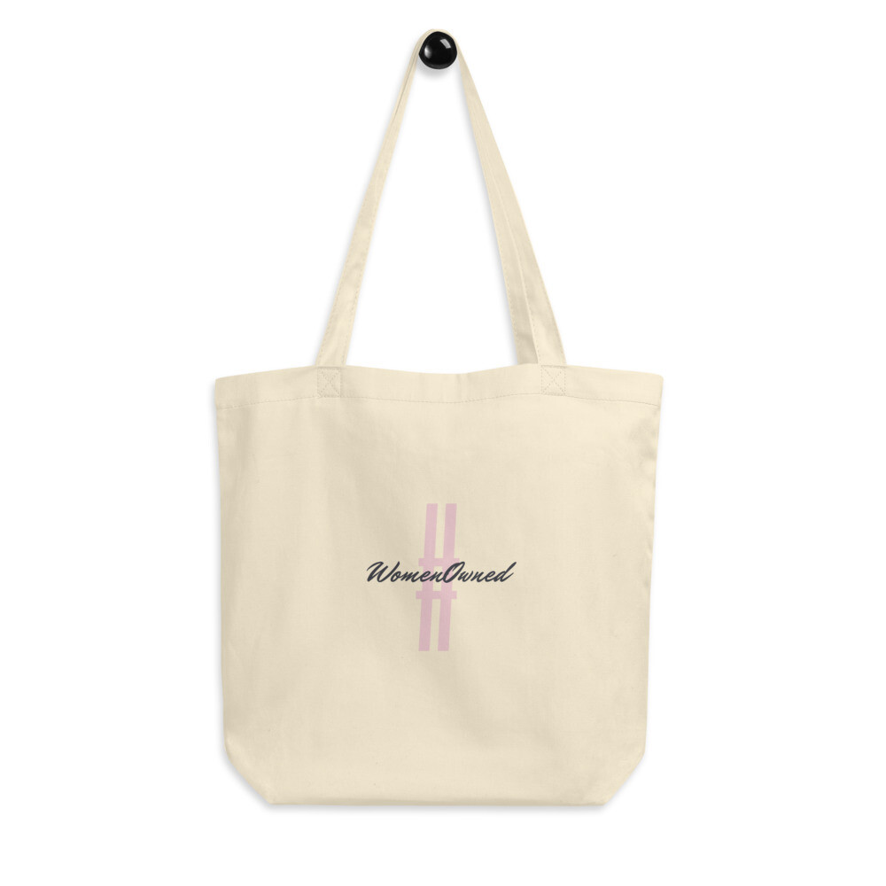 #WomenOwned Eco Tote Bag