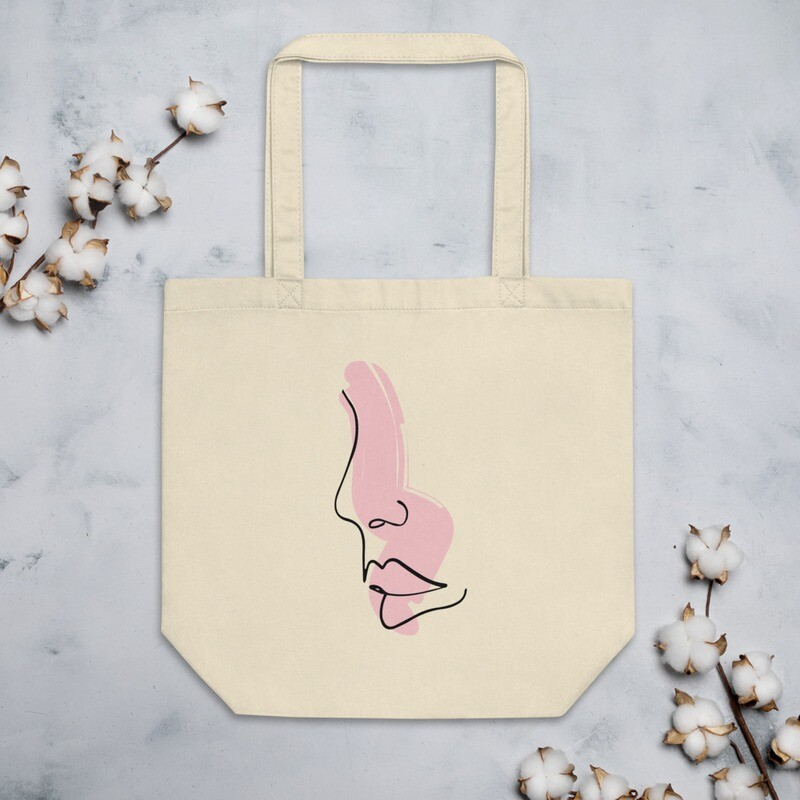 Celebrate Women Organic Tote Bag
