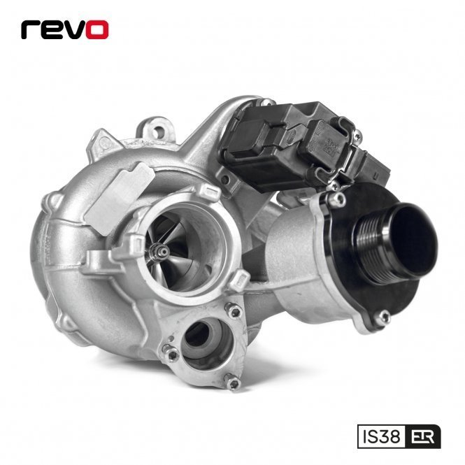 VW GOLF R MK7 500BHP+ IS38ETR | REVO ENHANCED TURBO UPGRADE