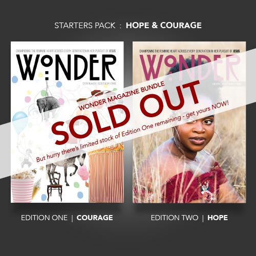 Wonder Magazine Bundle