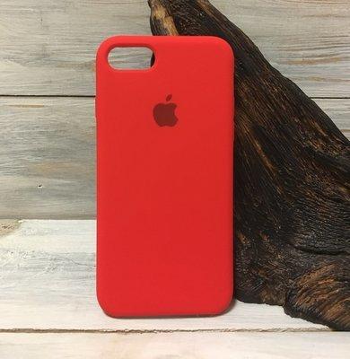 """Результат пошуку зображень за запитом """"Silicone Case для iPhone 8+ – Red"""""""