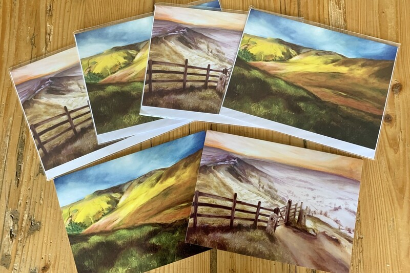 Peak District Greeting Card Bundle [Free UK Delivery]