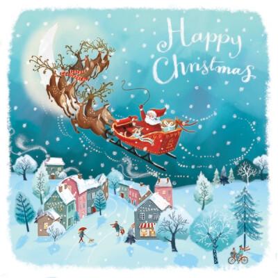 Christmas Eve Christmas Cards