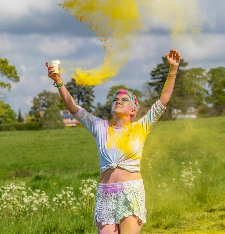 Colour Obstacle Run - Saturday 3rd October 2020