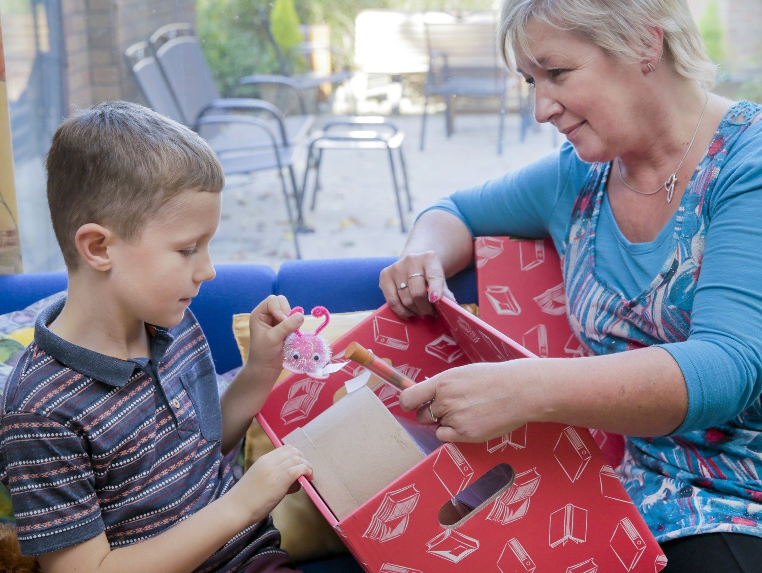 The Gift Of A Memory Box For A Child