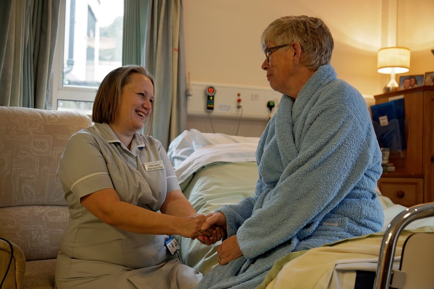 The Gift Of A 1 Days Care For A Patient