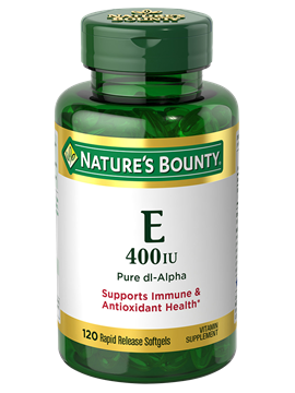 Vitamin E, 30 ct 00186