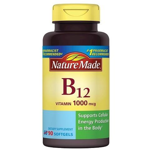 Vitamin B12, 30 ct 00188