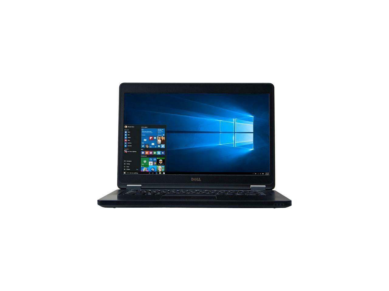"""Dell/E5450/Core i3-5010U 2.1GHz/4GB Ram/320GB HDD/14""""/Win10P64"""
