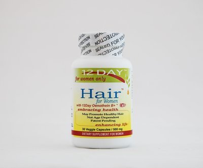 12Day Hair Capsules (30-Day Supply)