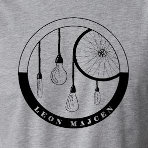 Leon Majcen Logo Tee 00000