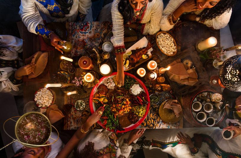 2019 CLT Ethiopian Culture Festival