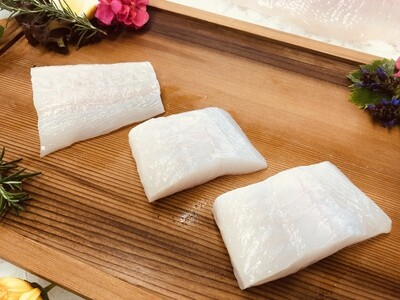 Wild Pacific Halibut Portions (2-Pack)