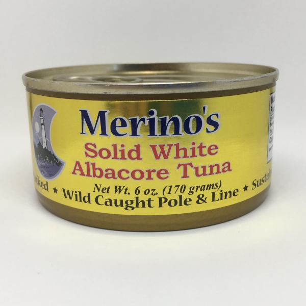 Merino's Lightly Salted Albacore Tuna 00000