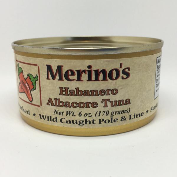 Merino's Habanero Albacore Tuna 00004