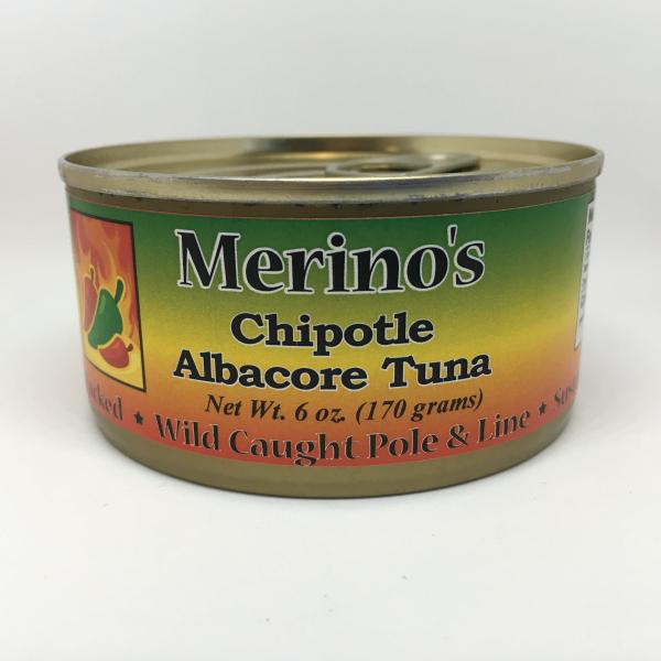 Merino's Chipotle Albacore Tuna 00006