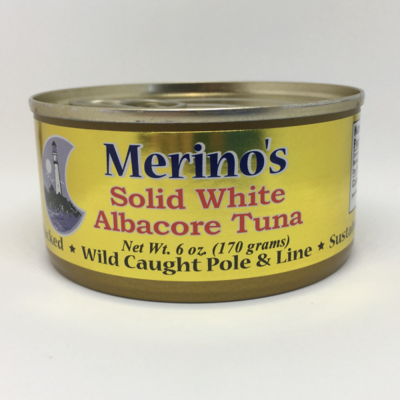 Merino's Lightly Salted Albacore Tuna