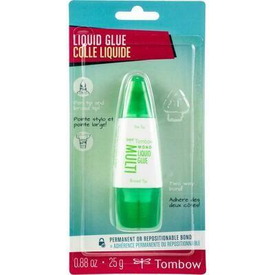 Tombow multi liquid glue