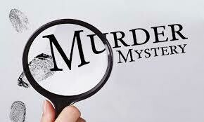Murder Mystery Crop One Day Only