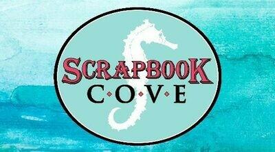 Digital Gift Card MysticSeaNotes.com & Scrapbook-Cove.com