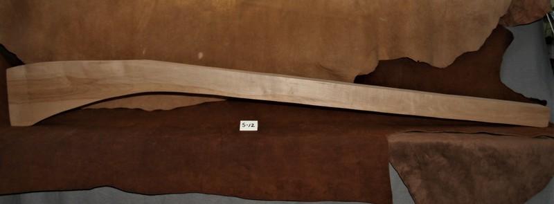 PLR Sugar Maple;  Flat sawed;  64 1/2
