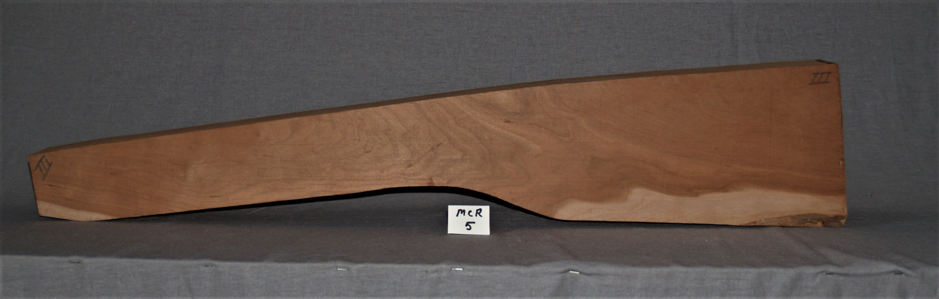 Black Cherry Modern Custom Rifle