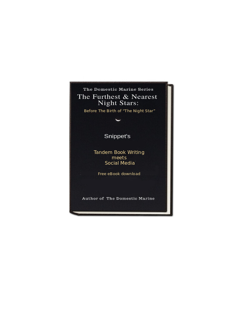 """Book entitled: The Furthest & Nearest """"Night Stars:"""" Before The Birth of """"The Night Star."""" Free download when available."""