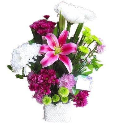 Colors Vase