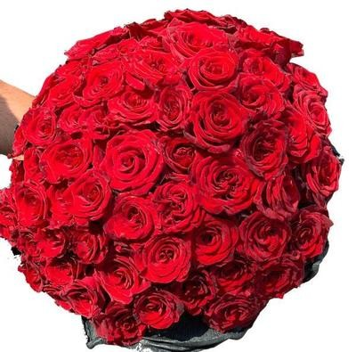 Red roses Bouquet 40-100
