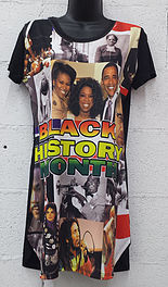 Black History Shirt (Women)