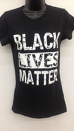 Black Lives Matter (Women) Shirt