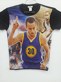 Steph Curry Number 1 (Men) Shirt