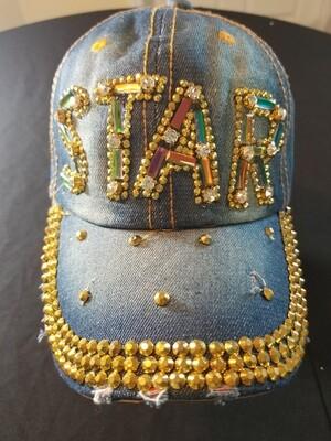 Denim STAR Cap
