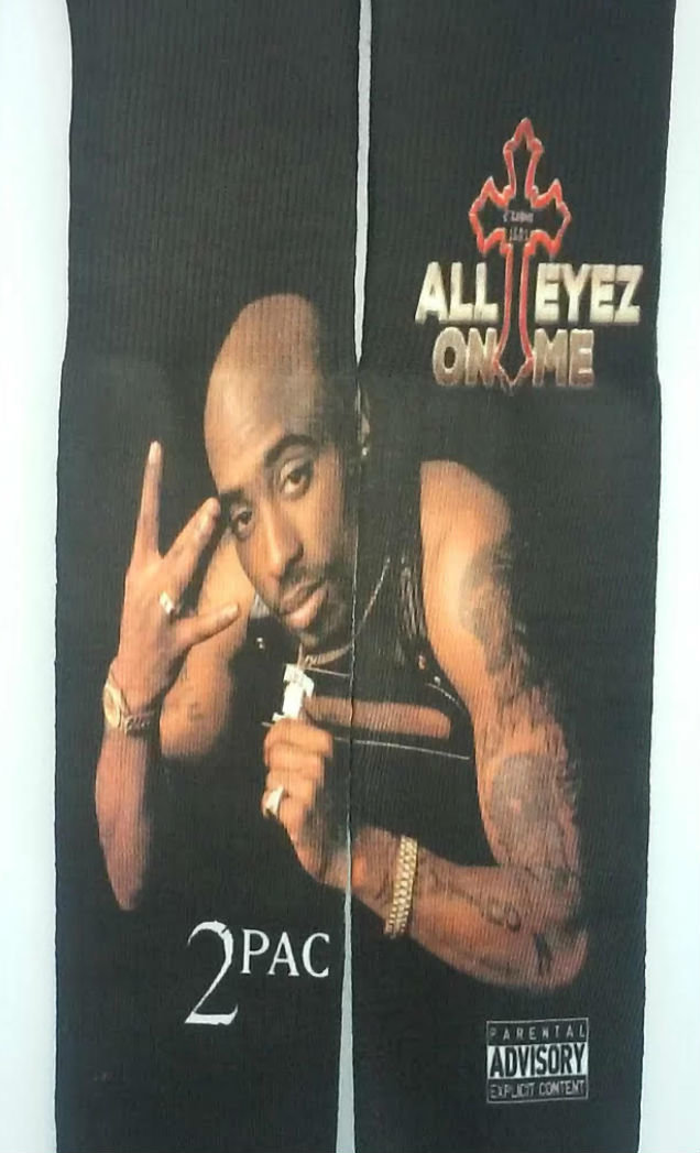 ALL EYEZ ON ME- 2PAC