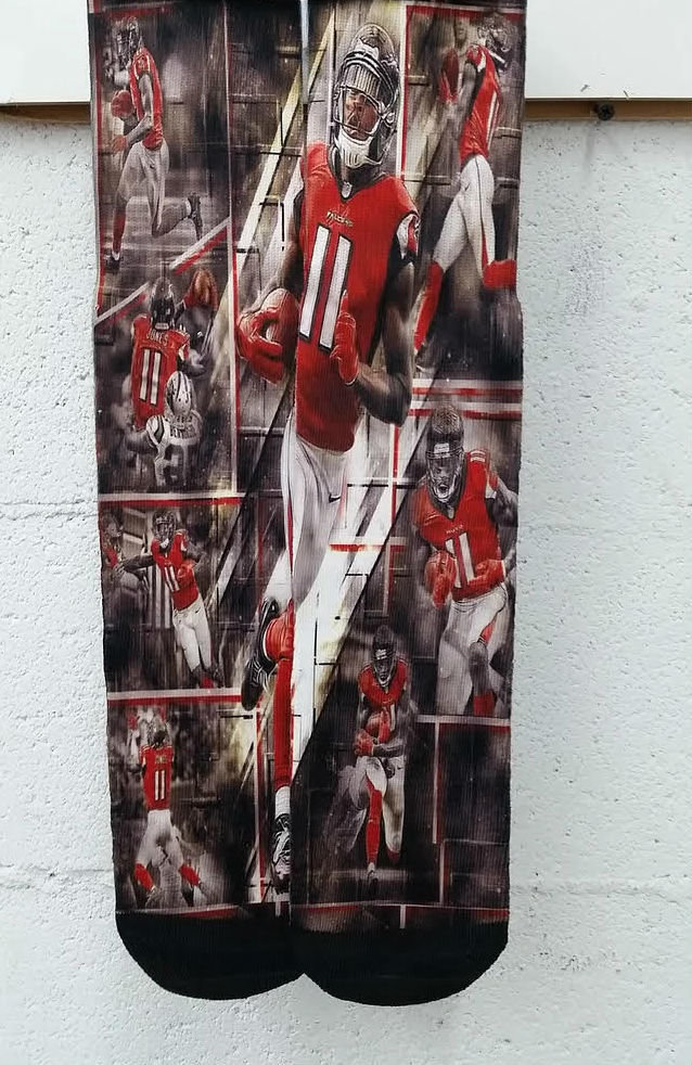 JULIO JONES COLLAGE 11