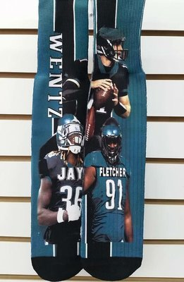 JAY AJAYI & FLETCHER COX EAGLES