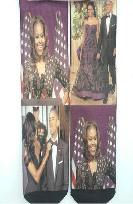 MR. BARACK & MRS. MICHELLE OBAMA