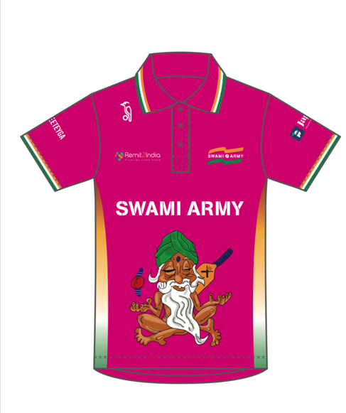 Swami Army McGrath Foundation Supporter Shirt 2018/19