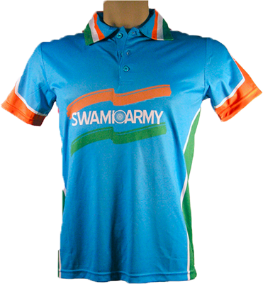 Swami Army Supporter Shirt 00000SASO
