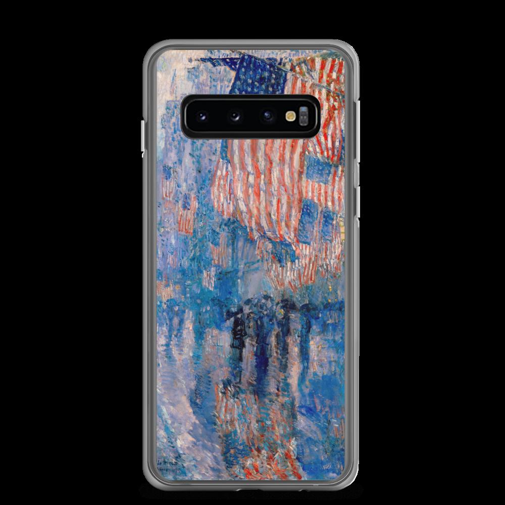 The Avenue In The Rain - Samsung Case