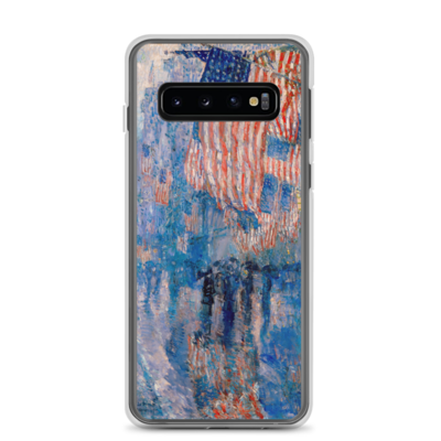 The Avenue In The Rain - Samsung Case