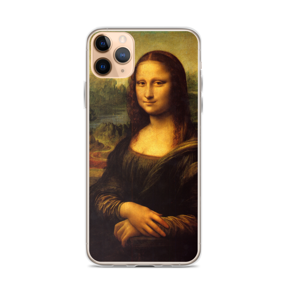 Mona Lisa - iPhone Case
