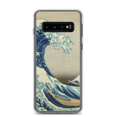 The Great Wave Off Kanagawa - Samsung Case