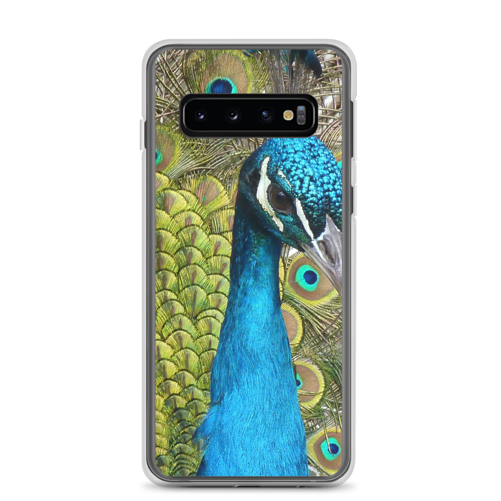 Peacock Bird - Samsung Case