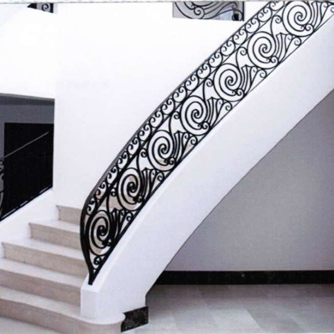 Wrought Irоn Rаіlіngѕ for Security аnd Style
