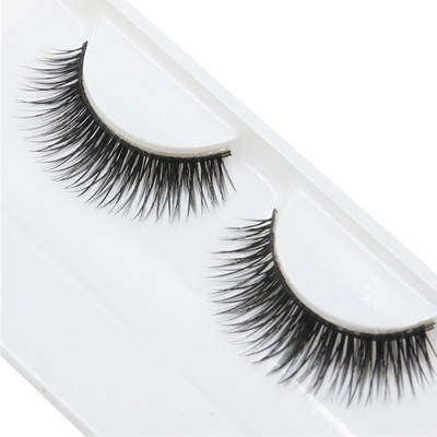 Natural Dense False Eyelashes
