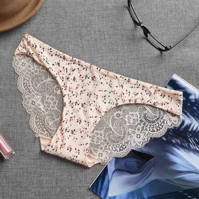 Lace Back Panties