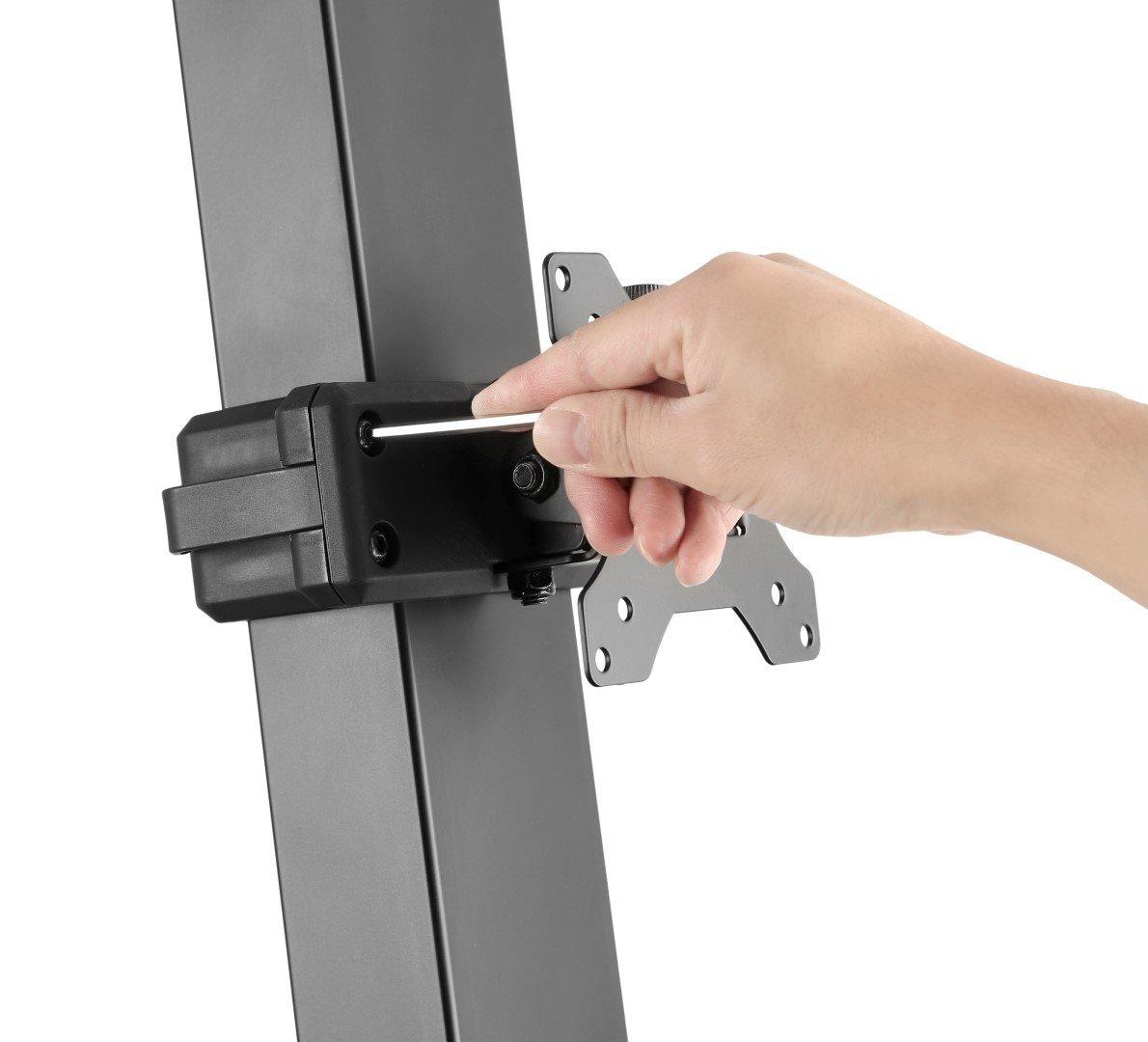 E-Lift S VESA mount adjustment
